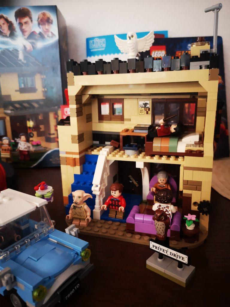 lego harry potter set als geschenkidee zum 9. geburtstag