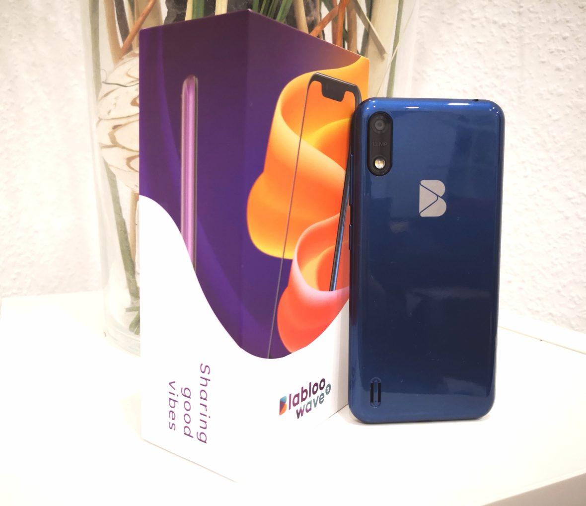 blabloo wave 1 smartphone für kinder