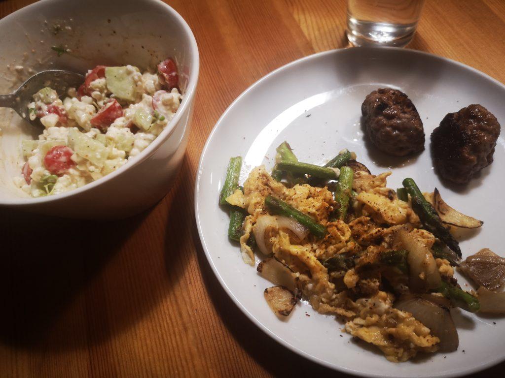 ideen fürs abendessen unter 400 kalorien