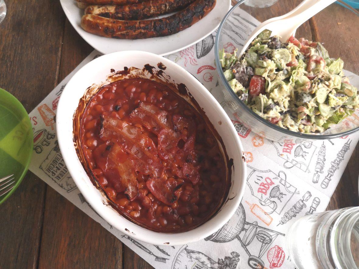Rezeptidee zum Grillen: Baked Beans