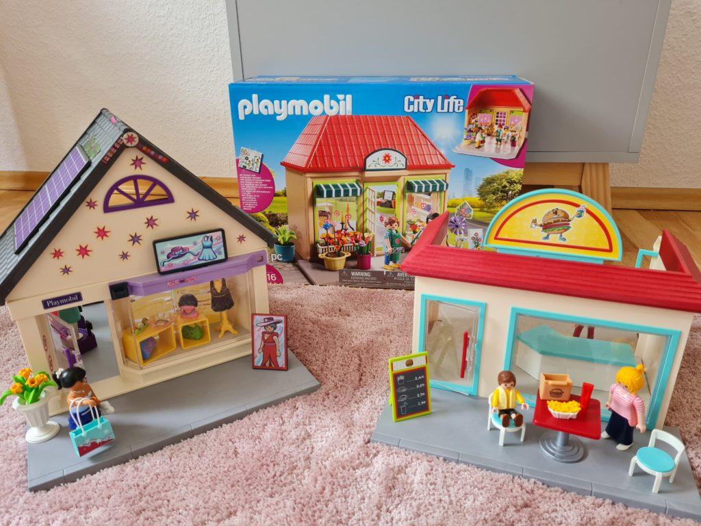 City Life Spielsets von Playmobil zum Kindertag