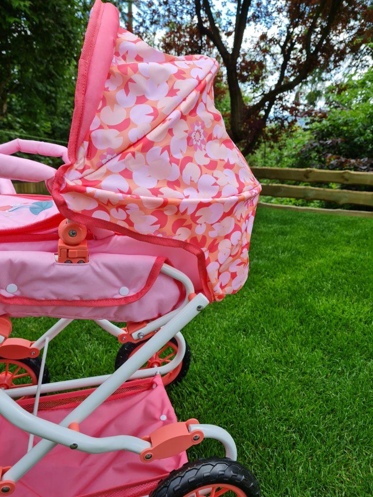 baby annabell active deluxe pram puppenwagen zu gewinnen