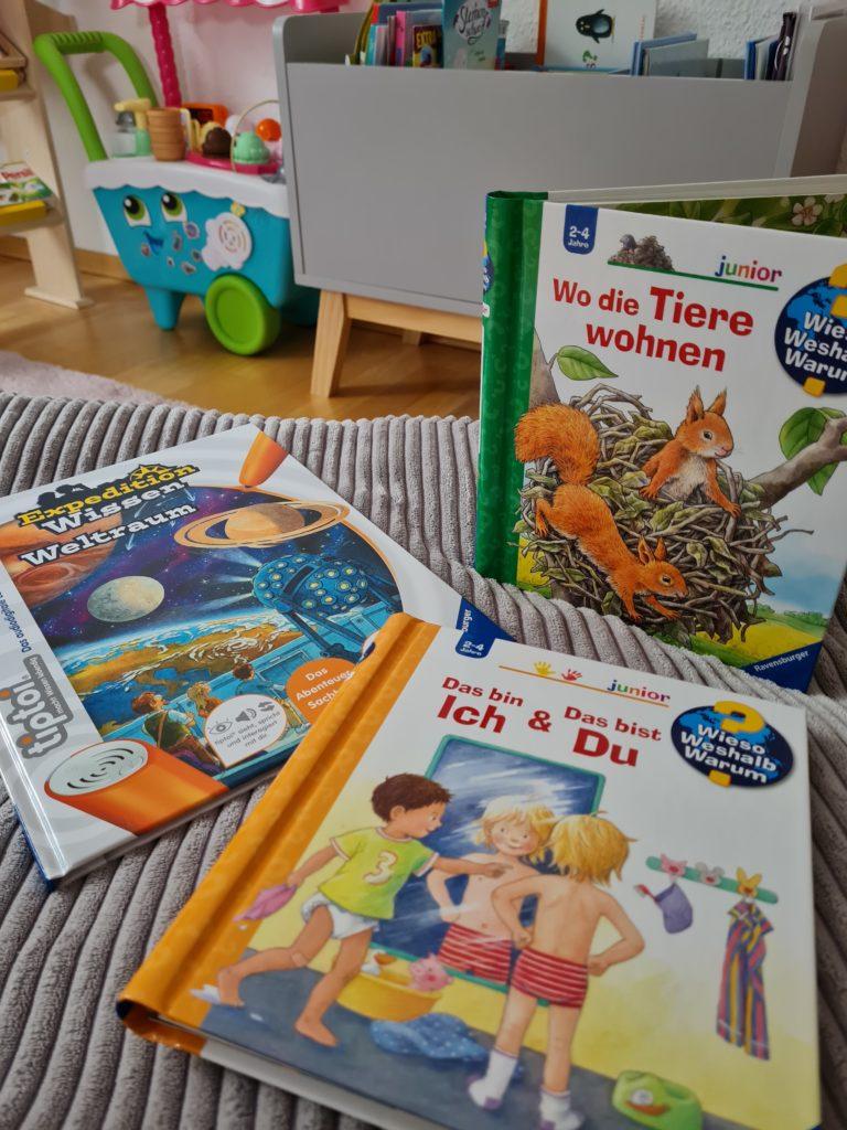 bücher vom ravensburger verlag als geschenkidee zum internationalen kindertag