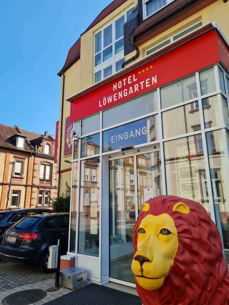 hotel löwengarten in speyer