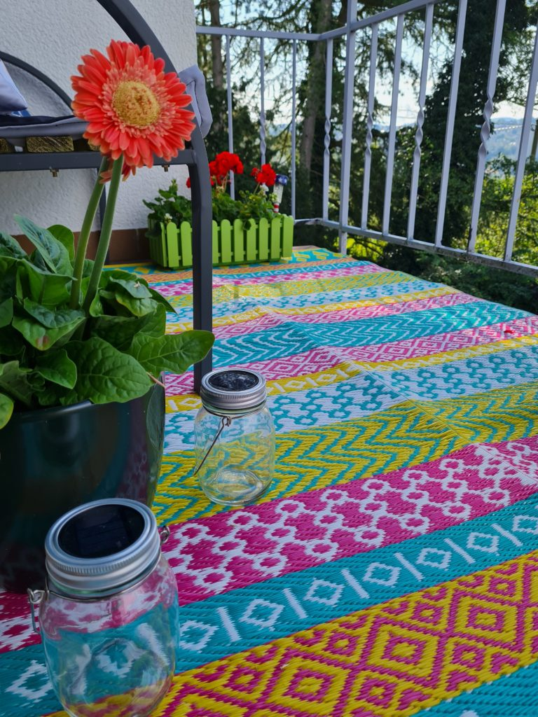 outdoor teppich von radbag