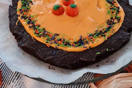 halloween schokoladenkuchen
